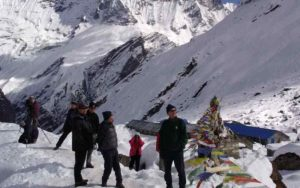 annapurna high passes